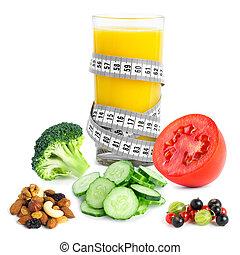 אוכל בריא, מושג, דיאטה