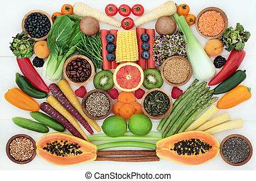 אוכל, בריא, llifestyle, נפלא