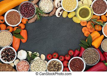 אוכל, סגנון חיים בריא