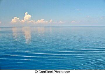 אוקינוס, ו, שמיים, רקע