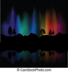 אורות, צפוני