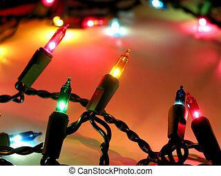אורות של חג ההמולד, 1