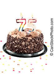 או, יום הולדת, יום שנה, חמישי, שבעים