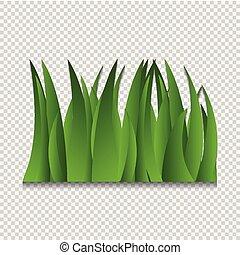 איקון, דשא, וקטור, דוגמה