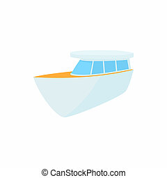 איקון, סיגנון, ציור היתולי, סירה