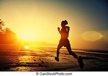 אישה בריאה, סגנון חיים, צעיר