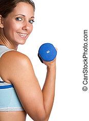 אישה, להתאמן