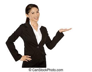אישה, משרד
