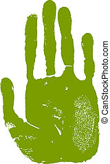 איש, יד מדפיסה, זכות
