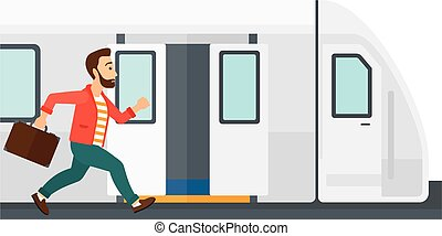 איש, לפספס, train.