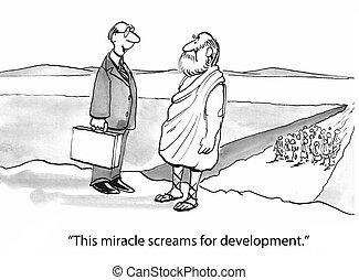 אמיתי, התפתחות, רכוש
