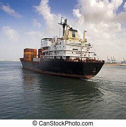 אניה של מטען