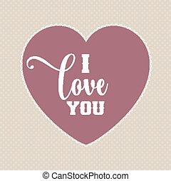אני אוהב אותך, יום של ולנטיינים, רקע, 0812