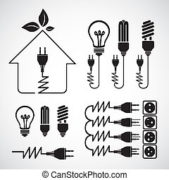 אנרגיה, איקונים