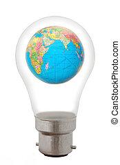 אנרגיה, גלובלי