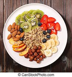 ארוחת בוקר בריאה