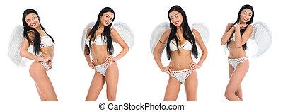 בדד, מיני, מלאך, רקע