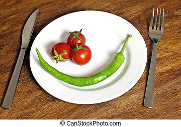 בדיאטה