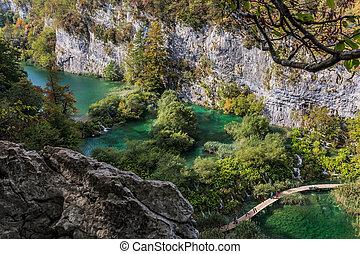בהיר, קרואטיה, יום חם