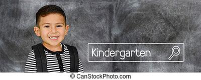 בחור, בית ספר, צעיר