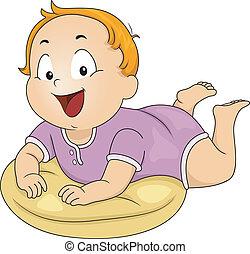 בחור של תינוק, כרית
