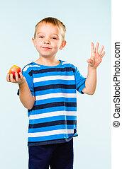בחור, תפוח עץ