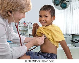 בחינה רפואית