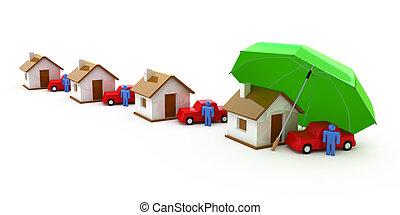 ביטוח של בית