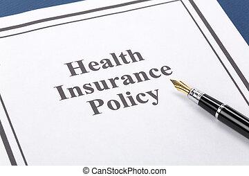 ביטוח של בריאות