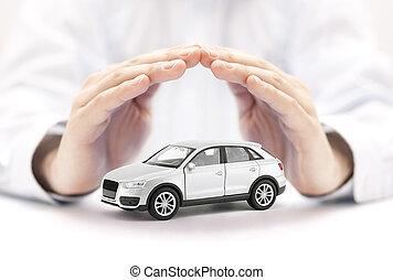 ביטוח של מכונית