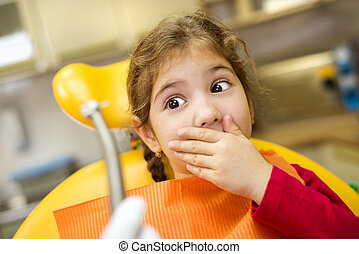 ביקור של השיניים