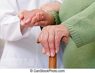בית, זהירות מזדקנת