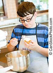 בית ספר, בישול
