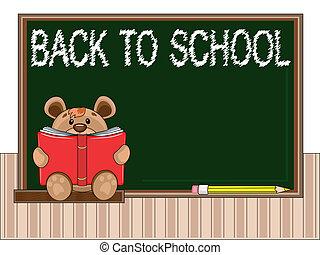 בית ספר, לוח