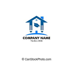 בית ספר של בית, לוגו