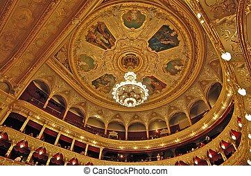 בית של אופרה