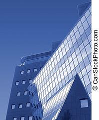 בנין מודרני