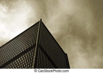 בנין, משרד