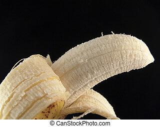 בננה מקולפת