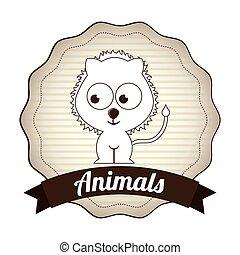 בעלי חיים, עצב