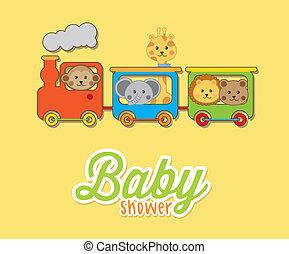 בעלי חיים של תינוק