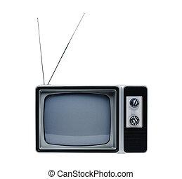 בציר, טלויזיה