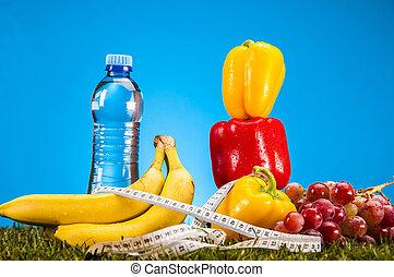בריאות וכושר גופני, תימה