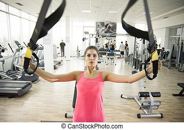 בריא, אימון, מושג, סגנון חיים, ספורט