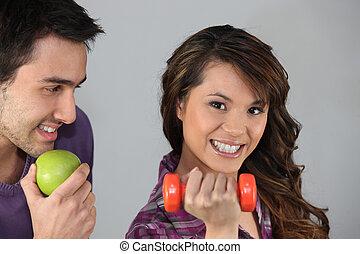 בריא, קשר, סגנון חיים