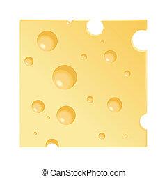 גבינה, פרוס