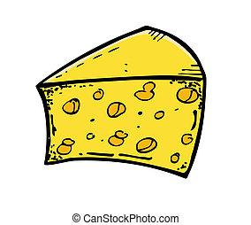 גבינה, שרבט