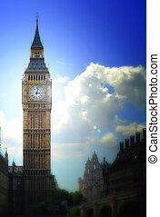 גדול, לונדון, בן
