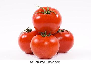 גדול, עגבניות