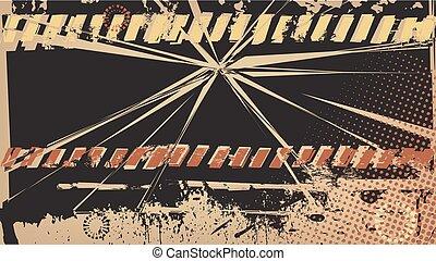 גראנג, התפוצצות, רקע.